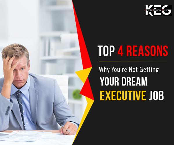 dream executive job