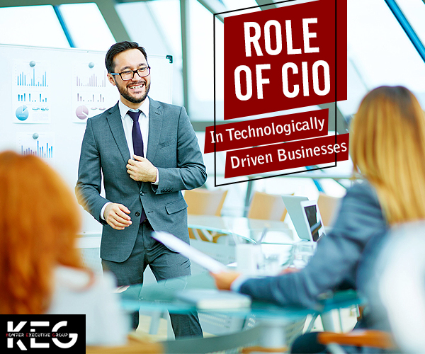 CIO executive search